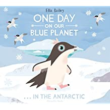 One Day On Our Blue Planet In The Antarctic