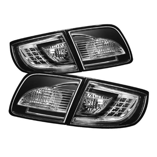 Spyder Auto Mazda 3 Sedan Black LED Tail Light