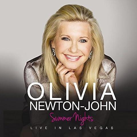 Summer Nights-Live in Las Vegas by OLIVIA NEWTON-JOHN (2015-04-22) (Olivia Newton John Live Cd)