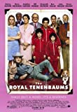 The Royal Tenenbaums POSTER Movie (11 x 17 Inches - 28cm x 44cm) (2001) (Style B)