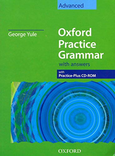 Oxford Practice Grammar Advanced With Answers