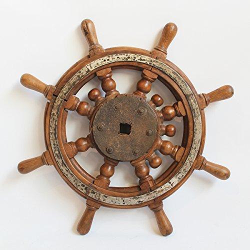 Original Captains Tiller Wheel by Mix Furniture (Image #1)
