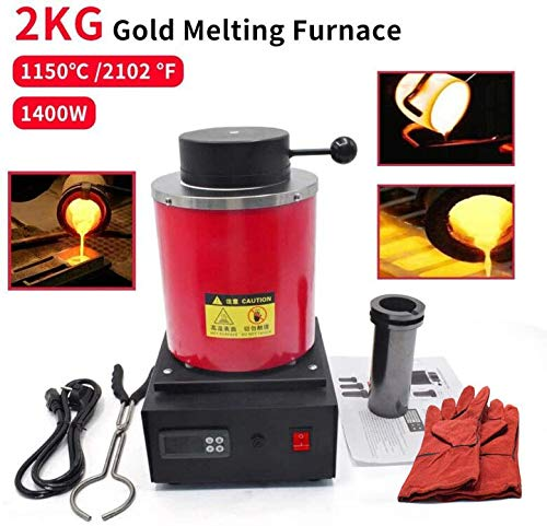 2KG Gold Melting Furnace