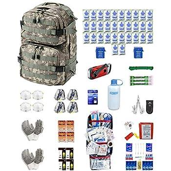 Zippmo Earthquake Preparedness Kit For Four People