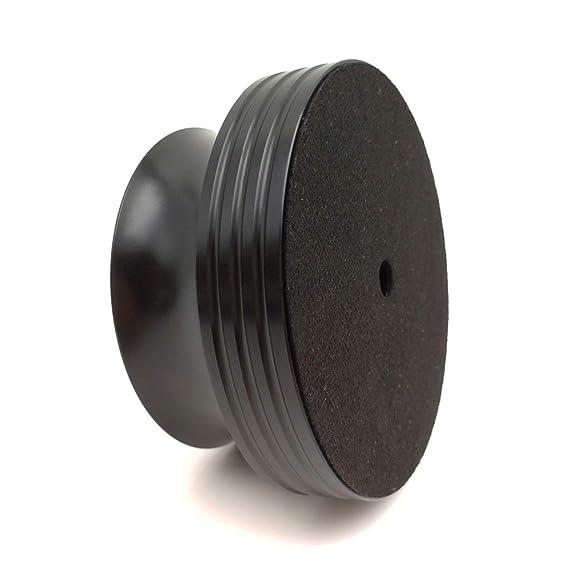 PINH-lang Aluminio Disco de Vinilo Estabilizador de Peso Disco ...