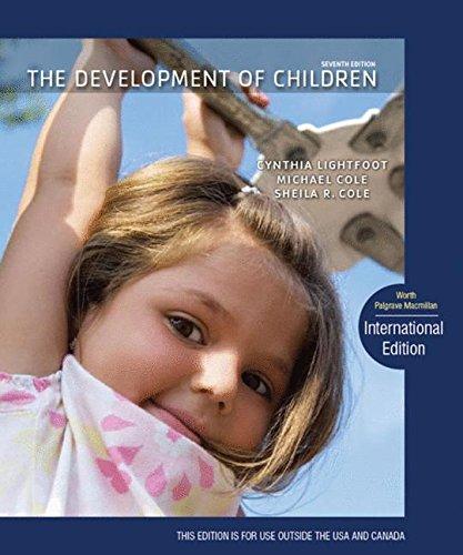 1429243287 - The Development of Children