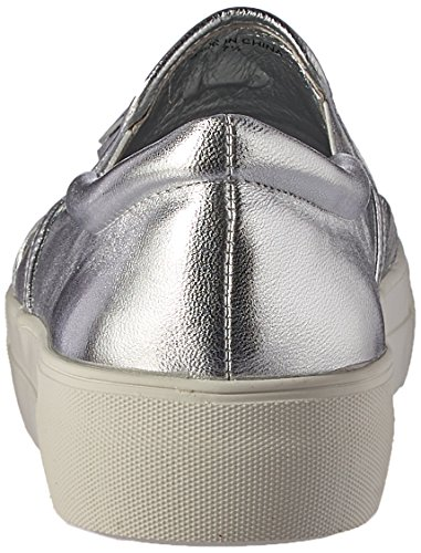J Slides JSlides Women's Aztec Fashion Sneaker Silver Met. outlet exclusive clearance professional ndARZMSmG1