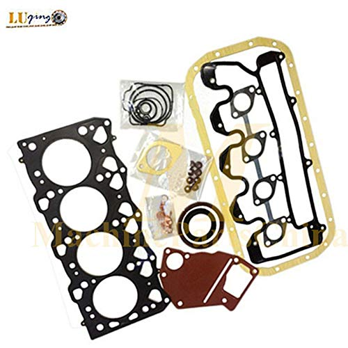Full Overhaul Gasket Kit For ISUZU SUMITOMO SH75UJ-7 with 4LE2 Engine by LUQING