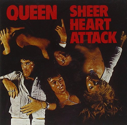 Music : Sheer Heart Attack [Remastered]