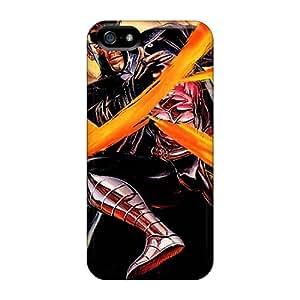 KimberleyBoyes Iphone 5/5s Shock Absorption Hard Phone Covers Provide Private Custom Attractive Gambit I4 Skin [SWC18603KsYL]