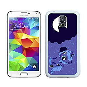 New Fashion Custom Designed Cover Case For Samsung Galaxy S5 I9600 G900a G900v G900p G900t G900w With my little pony 5 White Phone Case