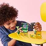 LEGO-Ninjago-Avatar-di-Lloyd-Pod-Sala-Giochi-con-2-Minifigure-Digi-Lloyd-con-Arma-di-Controllo-Principale-e-Avatar-Lloyd-con-Mazza-71716