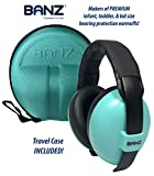 BANZ Earmuffs with Case – Infant Hearing