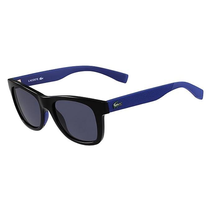 Lacoste L3617S 001 48, Gafas de Sol Unisex, Black
