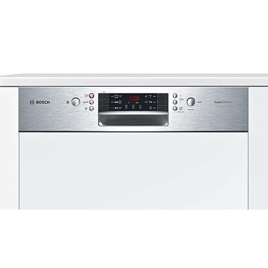 Bosch SMI46KS01E lavavajilla Semi-incorporado 13 cubiertos A++ ...