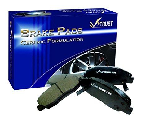 V-Trust Top Quality Ceramic Brake Pads-VTCRD1093-[REAR Wheel]