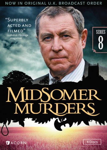 (Midsomer Murders Series 8 Reissue)