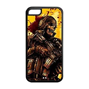1pc Rubber Snap On Case Cover Skin For iphone 6 4.7, Call Of Duty Ghosts iphone 6 4.7 Covers