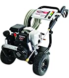 SIMPSON MSH3125-S MegaShot 3200 PSI 2.5 GPM Honda GC190 Engine Gas Pressure Washer