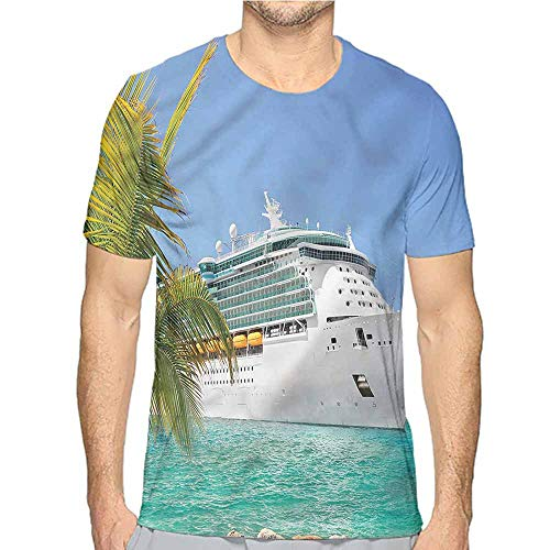 Comfort Colors t Shirt Holiday,Cruise Ship on Vacation t Shirt ()