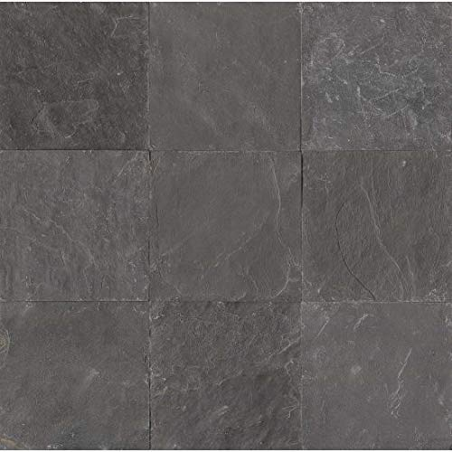 Obsidian Black 12 x 12 Tile