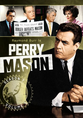 Perry Mason Season Seven Volume One