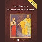 The Insidious Dr. Fu-Manchu   Sax Rohmer