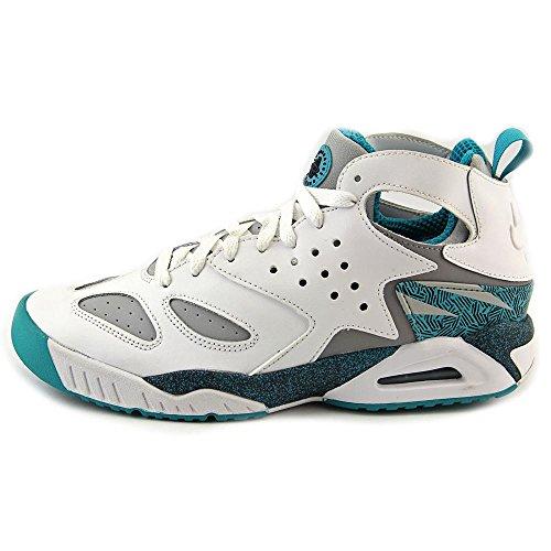 Nike 892213, Men's T-Shirt, Men's, 892213 White Wolf Grey Black Turbo Green 101