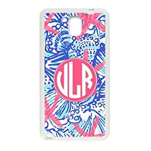 Canting_Good Starfish Summer Monogrammed Custom Case Shell Cover for Samsung Galaxy Note 3 (Laser Technology)