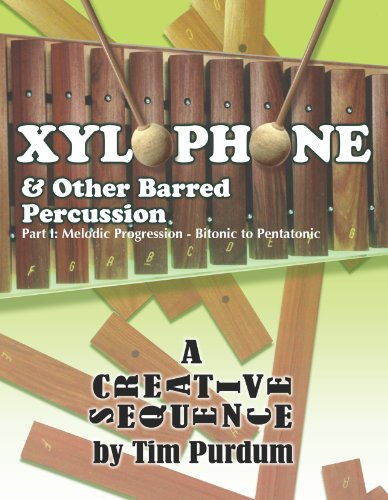 (Xylophone & Other Barred Percussion, Part I (Creative Sequence Book 2))