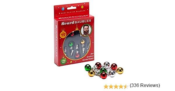 Diabolical Gifts DP0951 - Bolas para Barba, Multicolor: Amazon.es: Juguetes y juegos
