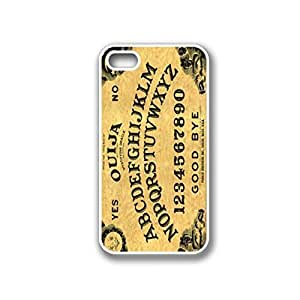 SUUER Ouija Board background Designer Personalized Custom Plastic Hard CASE for iPhone 5 5s Durable Case Cover