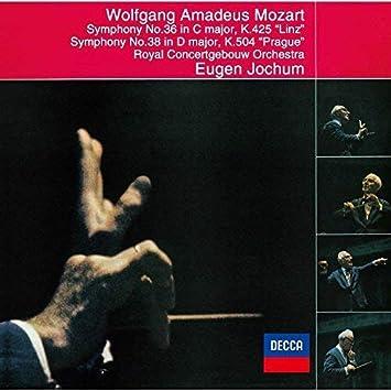 モーツァルト:交響曲第36番&第38番