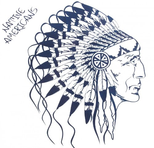 Native American Tattoos (Spestyle new design hot selling fashionable Native Americans temporary tattoo sticker)