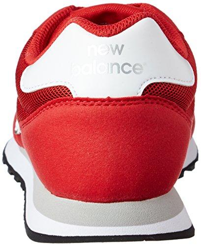 GM500 Zapatillas Blanco New Rojo Balance Hombre para BHq0SwR