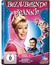 Bezaubernde Jeannie - Season 1, Vol.1 [2 DVDs]