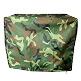 5 hp boat engine - MagiDeal Camouflage Waterproof Boat Outboard Motor Engine Cover up to 2-5HP, 2-10HP, 10-45HP, 30-90HP, 70-150HP, 115-225HP, 150-300HP - Camo, for 150-300 HP Engines