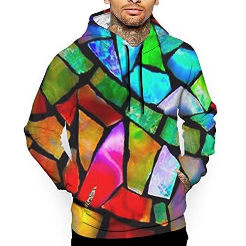 Uyhoijpo Colorful Pinterest Fashion Hoodies Unisex 3D Print Most Streetwear -