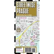 Streetwise Prague Map - Laminated City Center Street Map of Prague, Czech Republic