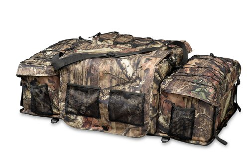 - Raider ATV Rack Bag REAR Storage Gear Bag Deluxe Mossy Oak Infinity Camouflage