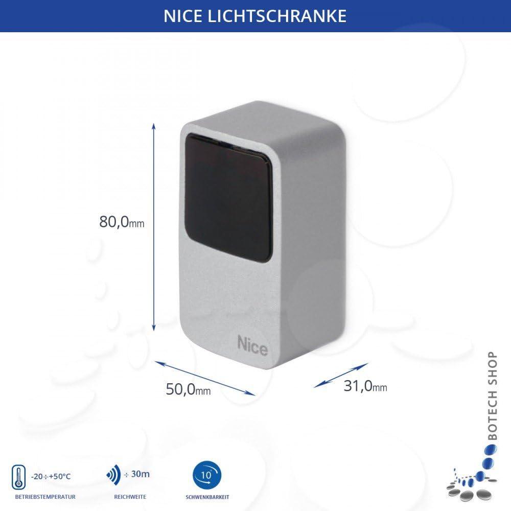 Lichtschranke NICE EPM Standartgeh/äuse ABS