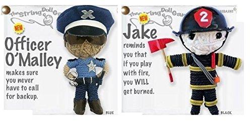 Kamibashi Officer O'Malley Firefighter Jake Original Stri...