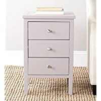 Safavieh American Homes Collection Deniz Quartz Grey End Table
