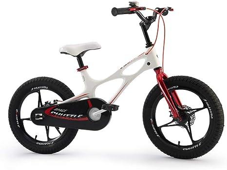 Axdwfd Infantiles Bicicletas Bicicleta Ligera De Magnesio para ...
