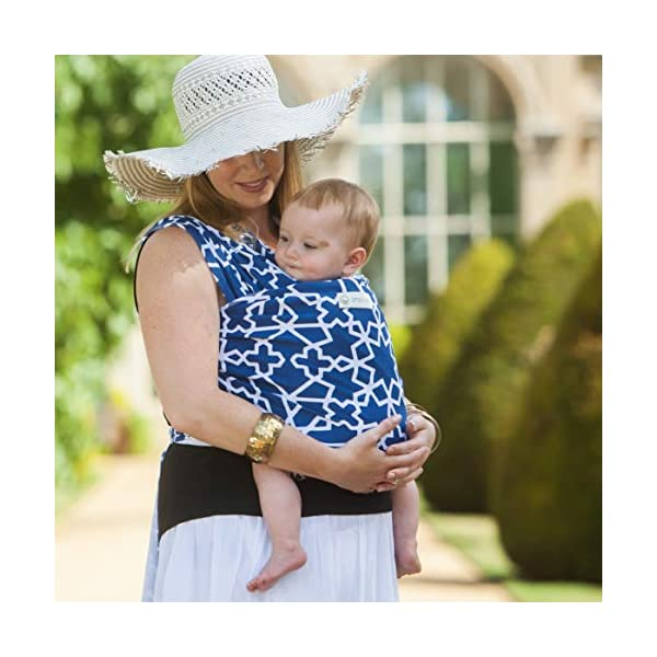 Teal 100/% Natural Cotton Sling Amawrap Baby Wrap Carrier UK Made 9 Colours