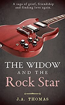 The Widow and the Rock Star by [Thomas, J.A.]