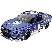 Lionel Racing Dale Earnhardt Jr 2017 Nationwide Darlington Throwback NASCAR Diecast 1:24 Scale