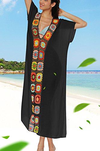 ac54deea6a337 sankill Womens Swimwear Cover Ups & Cover ups for Girls Kids, Long Beach  Dresses Bathingsuit