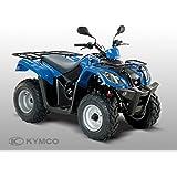 Kymco MXU 50 - Quad, color azul