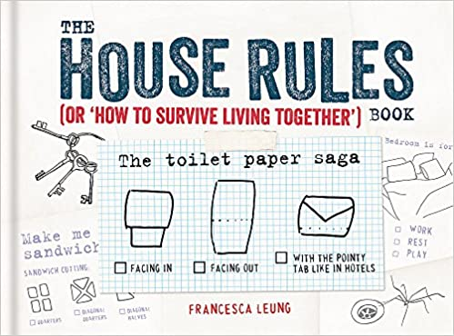 Buy The House Rules Book: Or How To Survive Living Together Book Online At  Low Prices In India | The House Rules Book: Or How To Survive Living  Together ...